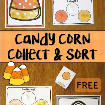 How to Celebrate National Candy Corn Day with Math