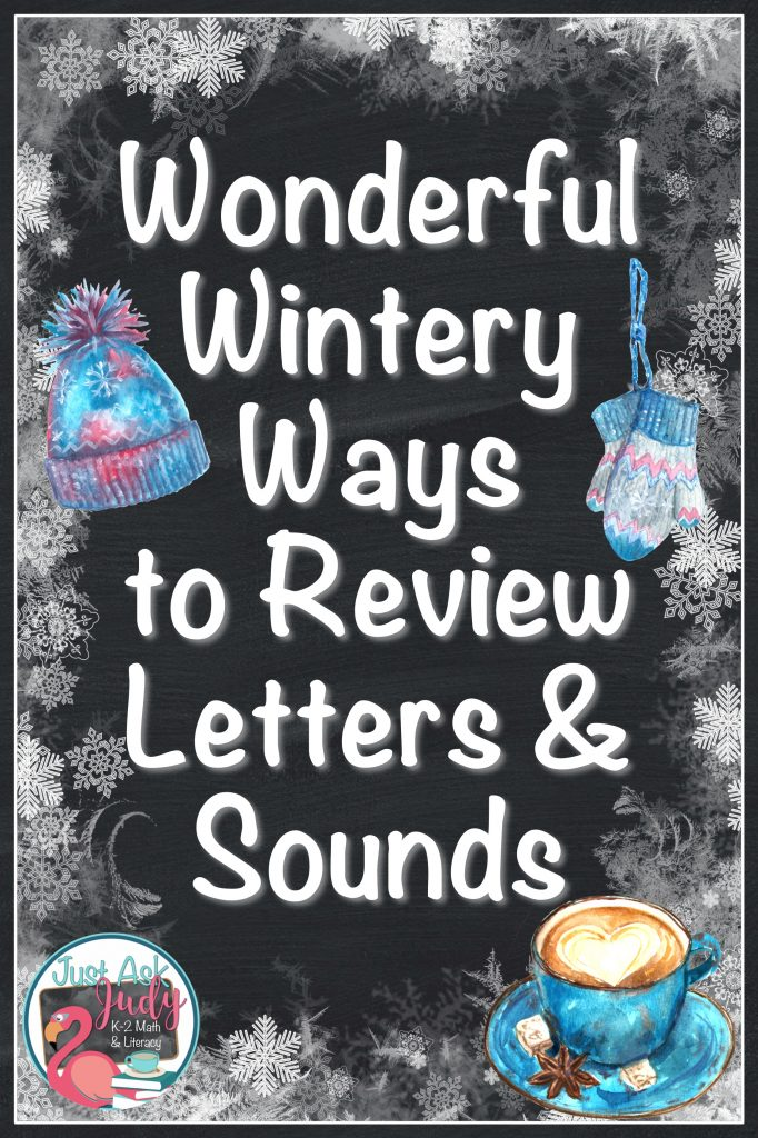 Click to discover a set of winter hat letter and number cards to help engage your preschool and kindergarten learners in daily review tasks.