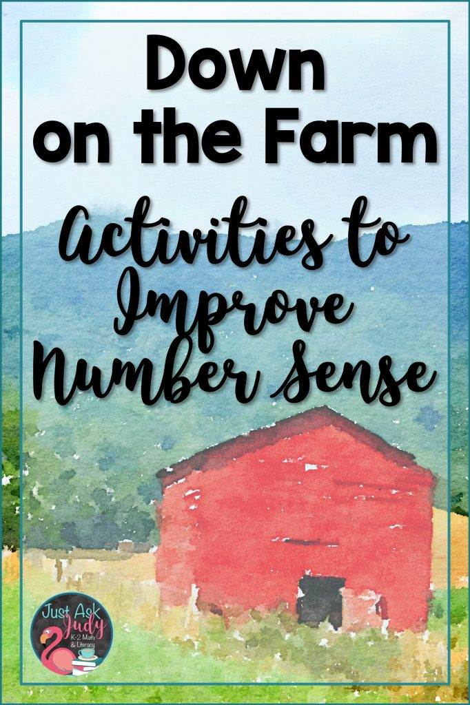 Check out this blog post for a one less one more cow themed freebie, perfect for kindergarten math!