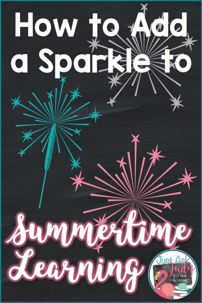 Add a little sparkle to summertime learning with this free American Flag Collect and Sort activity for preschool, kindergarten, and beginning first grade!