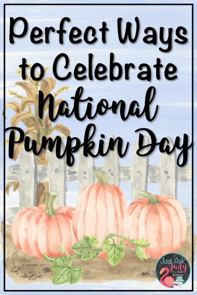 Find ideas and resources to celebrate National Pumpkin Day in your kindergarten, first, or second-grade classroom!