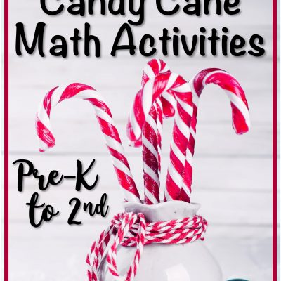3 Free and Easy Candy Cane Math Activities