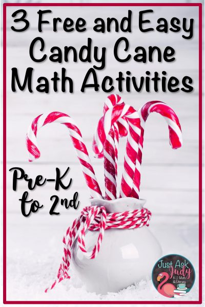 Check out this post with three candy activities for preschool, kindergarten, first, and second grade math.