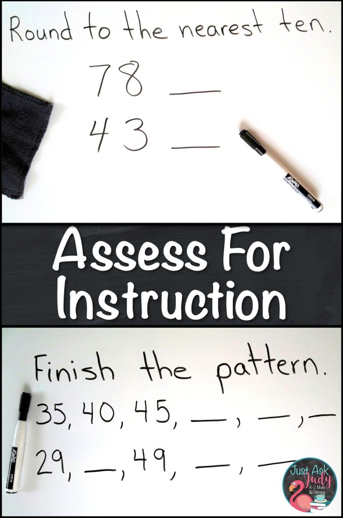 Read this post to learn about a quick and easy assessment for creating short-term instructional groups for math.