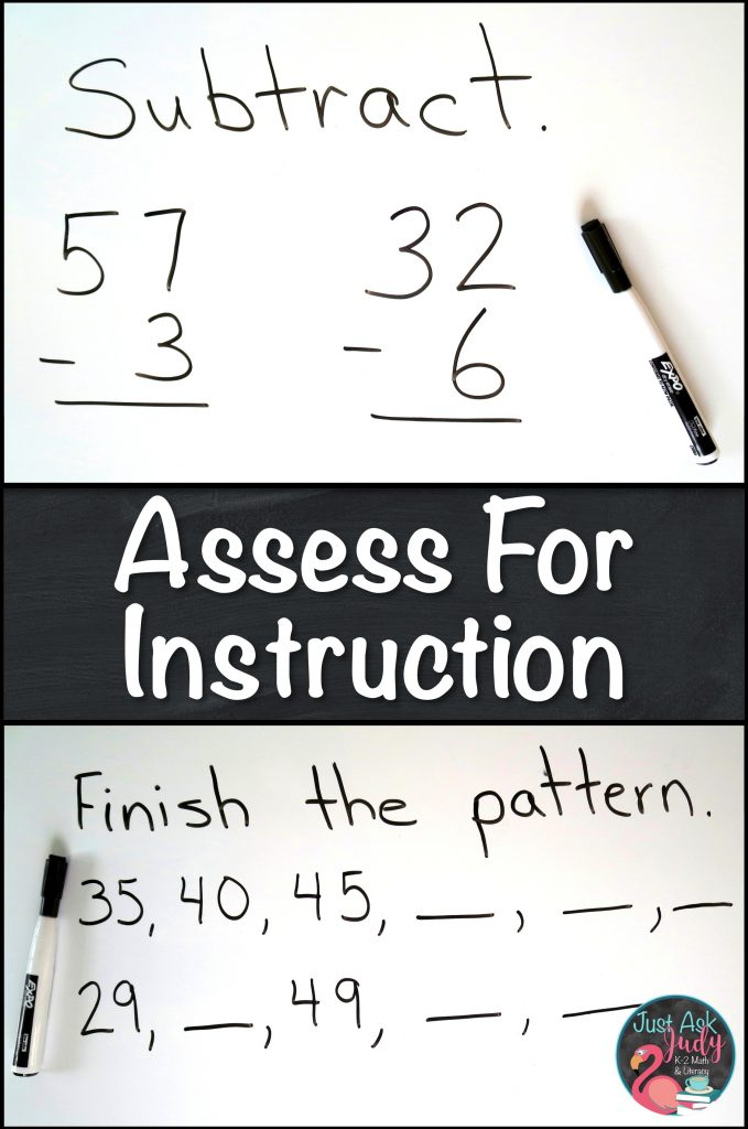 Read this post to find out about a quick and easy assessment for creating short-term instructional groups for math.