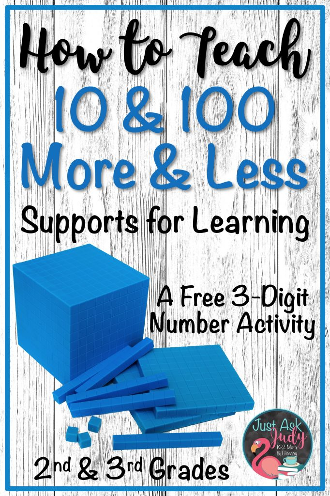 Click to read about this free animal camouflage themed math activity for introducing or practicing ten less or more and one hundred less or more than a three-digit number, 100-900. It is ideal for second or third grade intervention or resource groups as well as an independent math center. #secondgrademath #thirdgrademath #100lessandmore #animalcamouflage