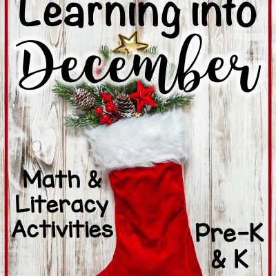 How to Easily Stuff a Little Learning into December