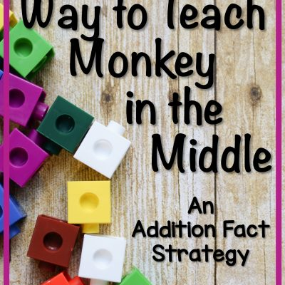 What is the Best Way to Teach Monkey in the Middle?