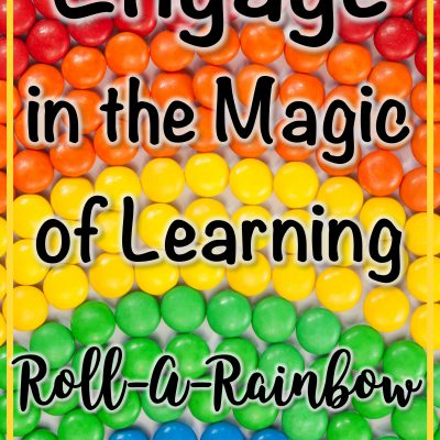Engage in the Magic of Learning with Roll-A-Rainbow