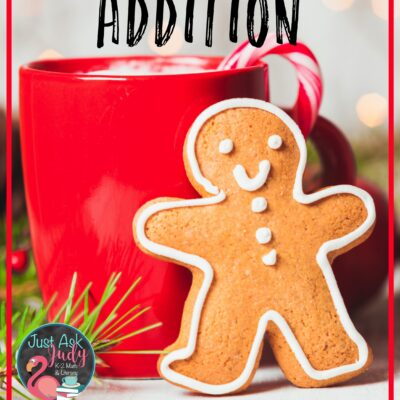 How to Double the Fun With Gingerbread Addition