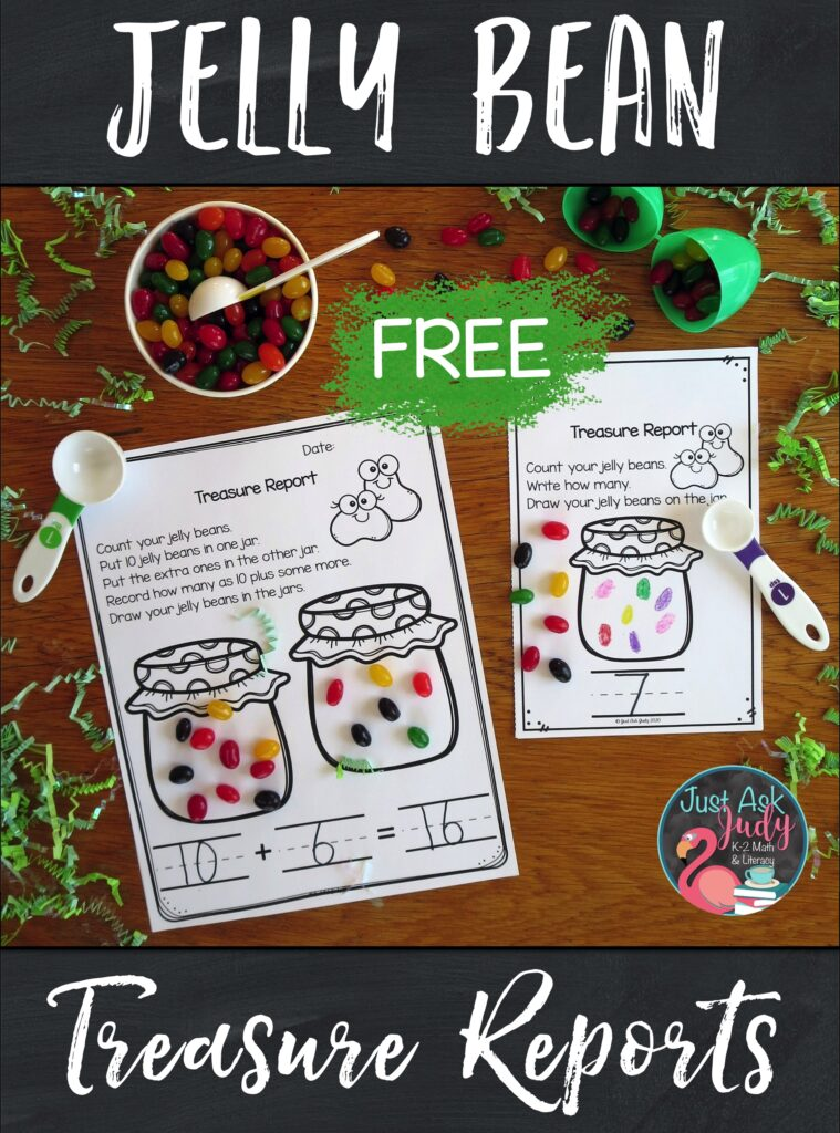 Try these free scoop and count activities to help your preschoolers and kindergarteners develop number sense for numbers 1-10 or 11-19.