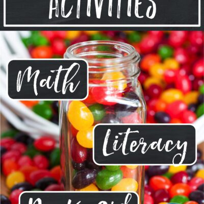 How to Have Fun With Free Jelly Bean Activities