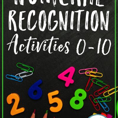 3 Helpful Ways to Improve Numeral Recognition