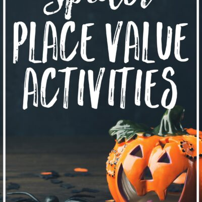 You'll Want This Free Spider Place Value Activity