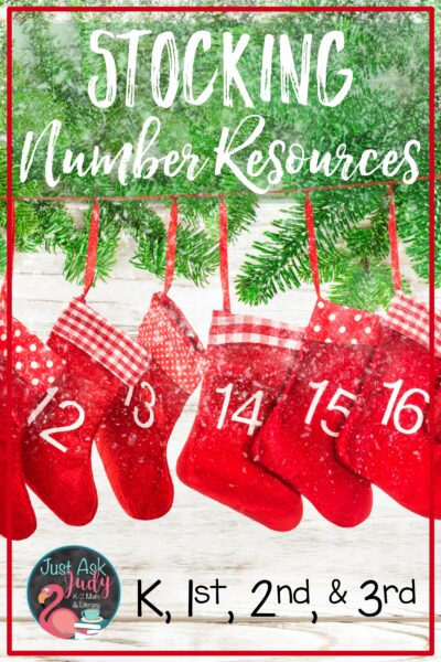 Are you looking for some skill based holiday themed resources to keep your students actively engaged and learning? Or maybe, you're just looking to keep your sanity! You'll find a free greater than and less than stocking themed activity for first, second, and third graders along with an activity for ordering the numbers 0 – 120 to use with Google SlidesTM, perfect for kindergarten, first, and second grades.