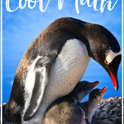 6 Cool Penguin Resources to Energize Your Math
