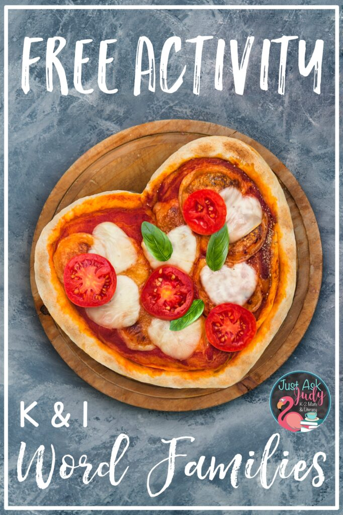 Download a free pizza-themed activity to give your kindergarten and first-grade students practice reading CVC words with the –at, -ip, and –ug spelling patterns.