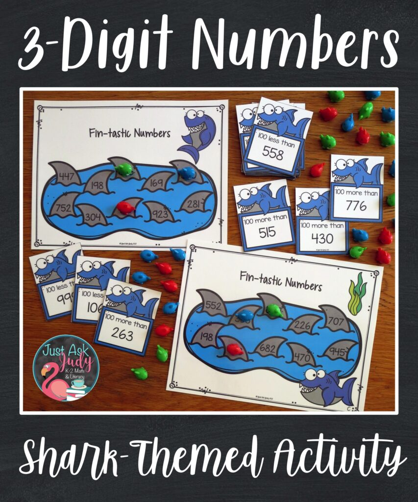 Try this versatile resource for practicing and reviewing three-digit number skills with your 2nd and 3rd grade math students.