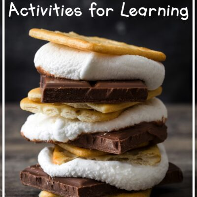 You Need to Try These Activities for S'more Fun