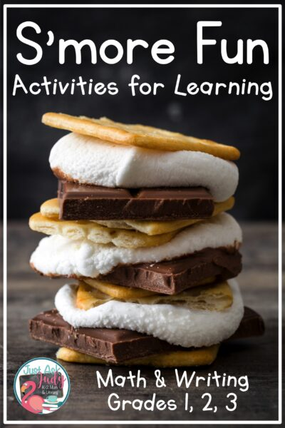 Looking to have a bit of fun with s'more-themed resources? Click to see two math resources and a writing freebie, perfect for first and second graders.